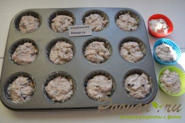 Творожные кексы с черникой Шаг 9 (картинка)