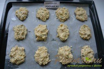 Капустные оладьи в духовке Шаг 7 (картинка)