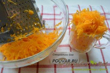 Тыквенный пирог без масла, яиц и муки Шаг 2 (картинка)