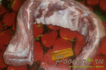 Свинина в рукаве со свеклой Шаг 1 (картинка)