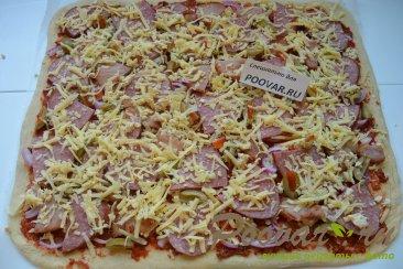 Пицца на дрожжевом тесте Шаг 15 (картинка)
