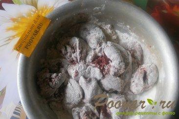 Куриная печень с тыквой Шаг 2 (картинка)