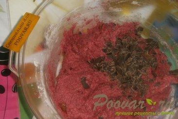 Печенье из свеклы с шоколадом Шаг 5 (картинка)