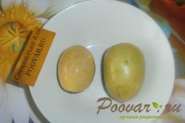 Суп с пшеном и солёными помидорами Шаг 6 (картинка)
