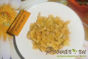 Суп с пшеном и солёными помидорами Шаг 7 (картинка)