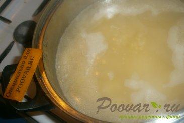 Суп с пшеном и солёными помидорами Шаг 11 (картинка)