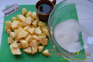 Постные яблочные кексы Шаг 3 (картинка)