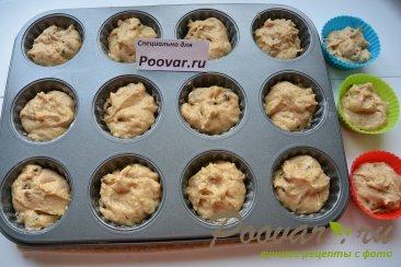 Постные яблочные кексы Шаг 8 (картинка)