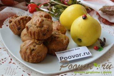 Постные яблочные кексы Шаг 11 (картинка)