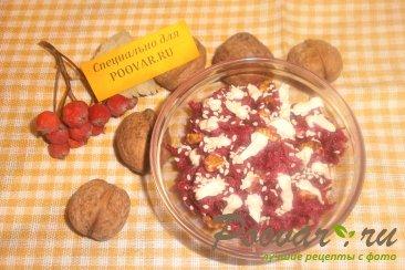 Салат из свеклы и анчоусов Шаг 10 (картинка)