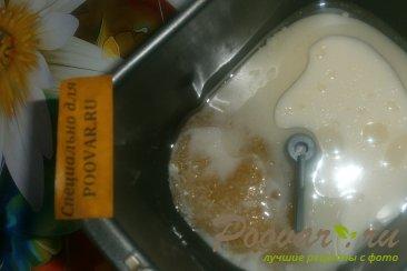 Лепёшки с моцареллой и грибами Шаг 1 (картинка)