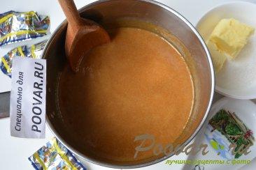 Карамельные кексы с черникой Шаг 2 (картинка)