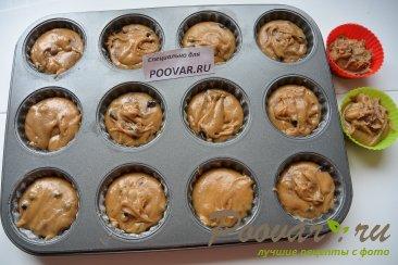 Карамельные кексы с черникой Шаг 10 (картинка)