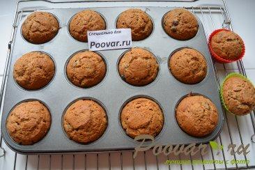 Карамельные кексы с черникой Шаг 11 (картинка)