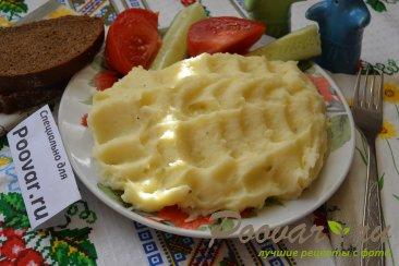 Картофельное пюре со сливками Изображение