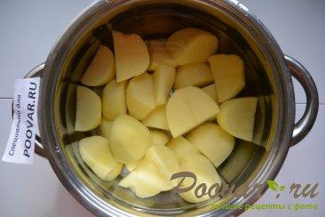 Картофельное пюре со сливками Шаг 1 (картинка)