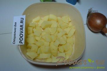 Куриный суп с сырными клецками Шаг 2 (картинка)