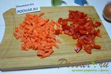 Куриный суп с сырными клецками Шаг 3 (картинка)