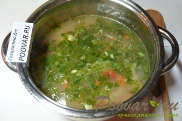Куриный суп с сырными клецками Шаг 11 (картинка)