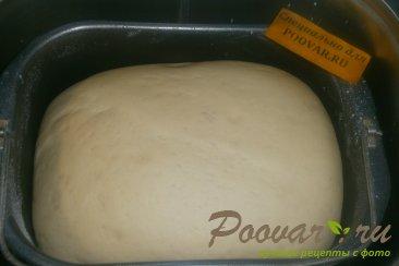 Пирог с грушей и творогом из дрожжевого теста Шаг 6 (картинка)