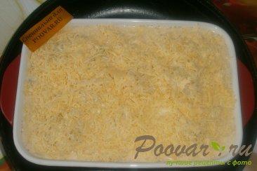 Цветная капуста, запечённая со сметаной и сыром Шаг 9 (картинка)