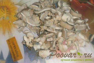 Индейка с грибами Шаг 7 (картинка)