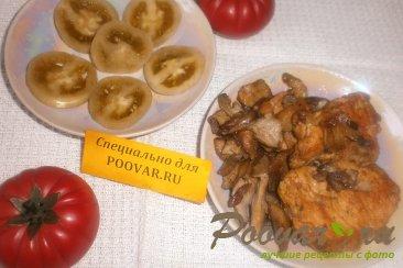 Индейка с грибами Шаг 10 (картинка)