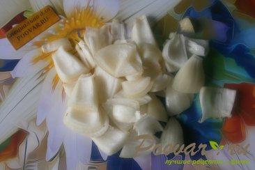 Свиные котлеты с сухофруктами Шаг 3 (картинка)
