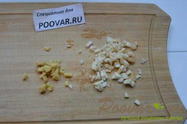 Суп-пюре из тыквы и кольраби Шаг 4 (картинка)