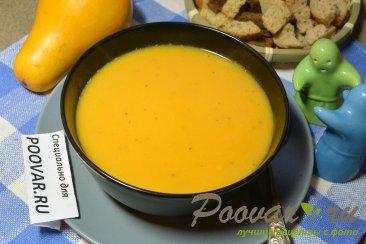Суп-пюре из тыквы и кольраби Шаг 9 (картинка)