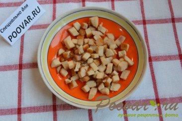 Пирожки с творогом и сыром из дрожжевого теста Шаг 7 (картинка)