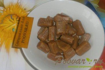 Карамельные кексы с сухофруктами и мармеладом Шаг 2 (картинка)
