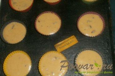 Карамельные кексы с сухофруктами и мармеладом Шаг 14 (картинка)