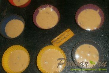 Карамельные кексы с сухофруктами и мармеладом Шаг 12 (картинка)