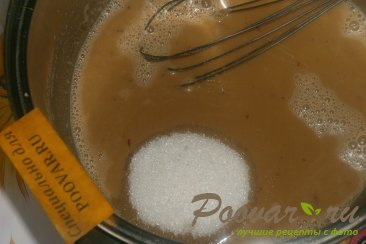 Карамельные кексы с сухофруктами и мармеладом Шаг 4 (картинка)
