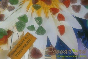 Карамельные кексы с сухофруктами и мармеладом Шаг 11 (картинка)