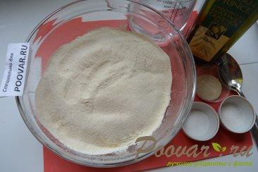 Пицца косичка Шаг 1 (картинка)