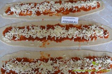 Пицца косичка Шаг 12 (картинка)
