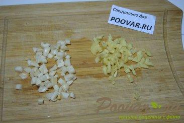 Суп-пюре из брокколи и цветной капусты Шаг 3 (картинка)