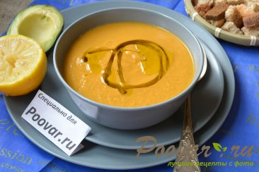 Суп-пюре из брокколи и цветной капусты Шаг 10 (картинка)