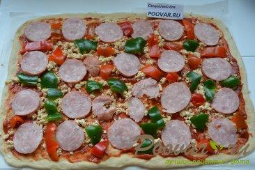 Простая пицца по-домашнему Шаг 11 (картинка)