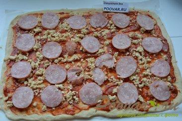Простая пицца по-домашнему Шаг 10 (картинка)