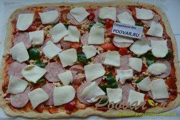Простая пицца по-домашнему Шаг 12 (картинка)