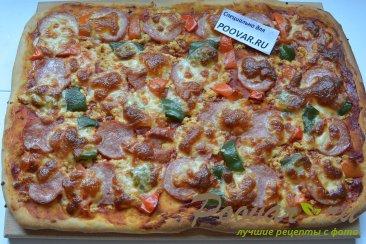 Простая пицца по-домашнему Шаг 14 (картинка)