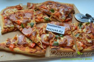 Простая пицца по-домашнему Шаг 15 (картинка)