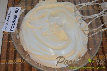 Шоколадный торт с шоколадным кремом и вишней Шаг 3 (картинка)