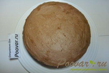 Шоколадный торт с шоколадным кремом и вишней Шаг 17 (картинка)