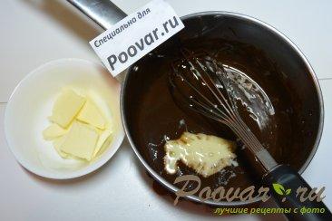 Шоколадный торт с шоколадным кремом и вишней Шаг 18 (картинка)