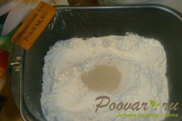 Тесто дрожжевое на майонезе Шаг 3 (картинка)