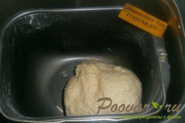 Тесто дрожжевое на майонезе Шаг 4 (картинка)
